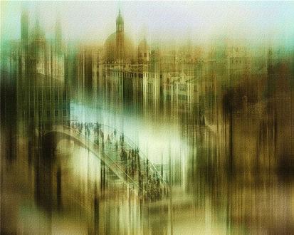 Обои В Венеции время течет как-то особенно, фото Поток времени Татьяна Гориловская