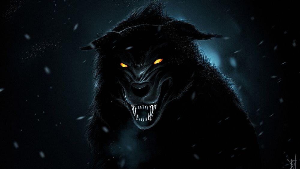 Волки аватарка 4