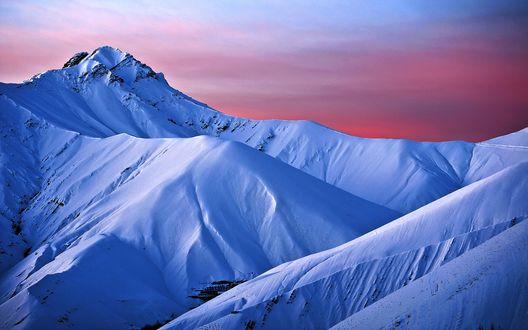 Обои Сноуи, или Снежные горы / Snowy Mountains/ — горы в Австралии, расположенные на территории штата Новый Южный Уэльс