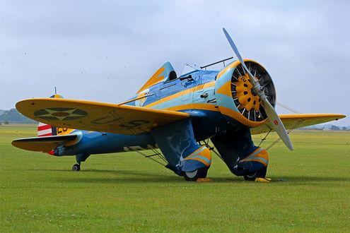 Обои Боинг Р - 26А, by Daniel-Wales-Images