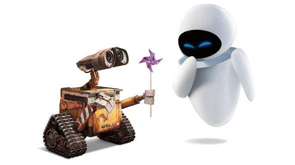 ���� Wall-E / ����� �� ������������ ����������� ����� ������� Eva / ���