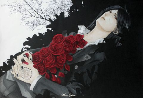 ���� Sebastian Michaelis / ��������� �������� �� ����� Dark Butler / Kuro Shitsuji / ������ ���������