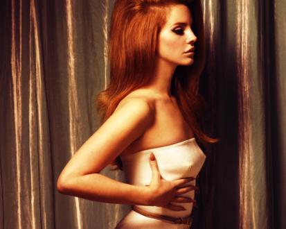 Обои Певица Lana Del Rey / Лана Дель Рей
