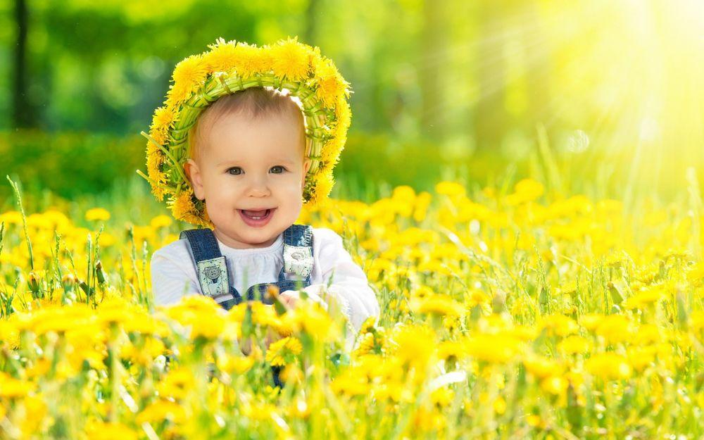 Картинки улыбающийся ребенок