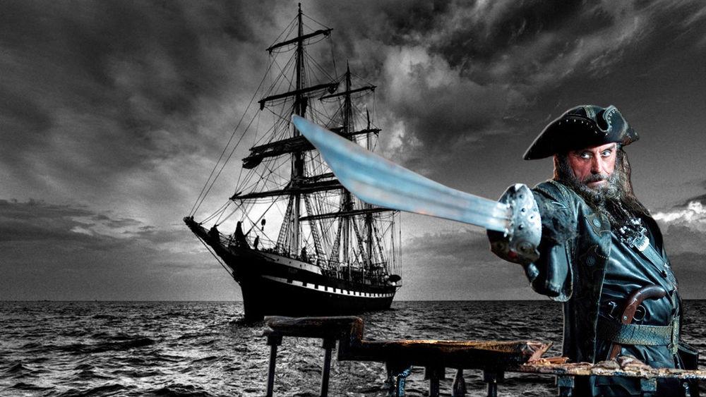 Обои для рабочего стола Пираты карибского моря