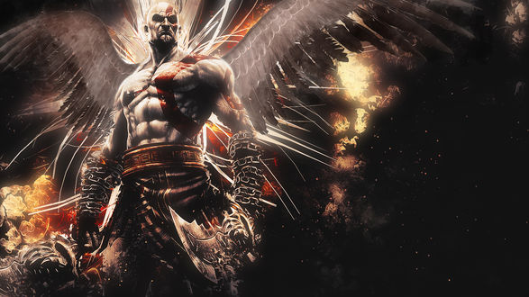 ���� ������� ����� ������ �� ���� ��� ����� / God Of War