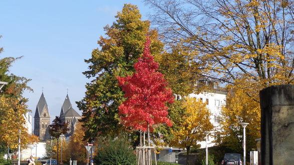 Обои Осень в Германии