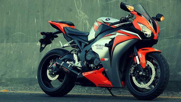 Обои Мотоцикл Honda CBR