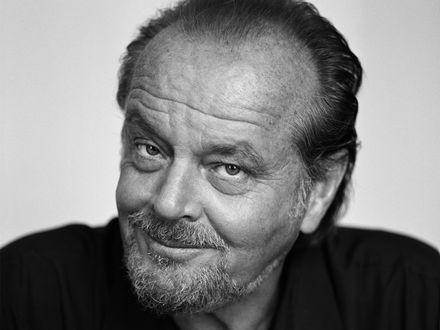 Обои Американский актер - Джек Николсон / Jack Nicholson