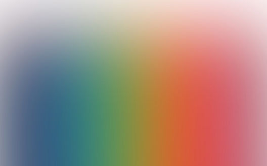 Обои Абстрактные цветные пятна