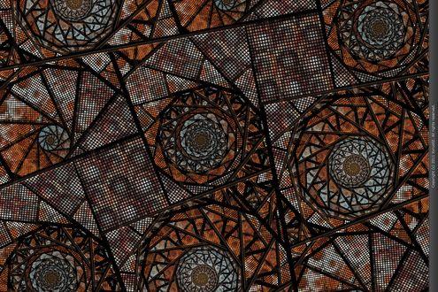 Обои Where Ghost Die фрактальная абстракция от Xyrus02