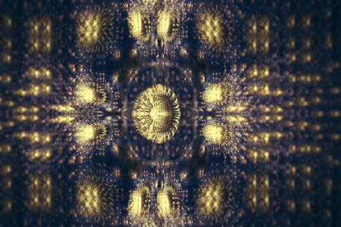 Обои Withering Petals фрактальная абстракция от Xyrus02