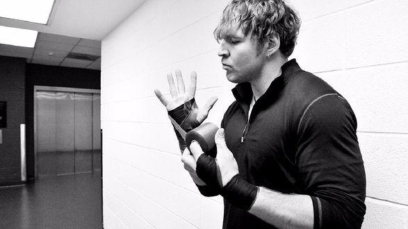 Обои Американский профессиональный рестлер Дин Эмброуз / Dean Ambrose