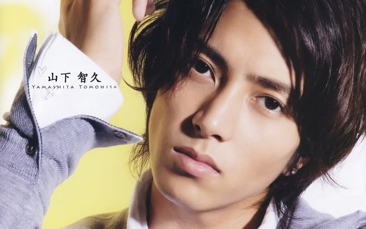 Обои Японский актер и певец Ямасита Томохиса / Yamashita Tomohisa