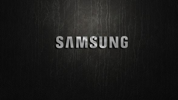 Обои Логотип компании Самсунг / Samsung/