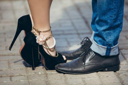 Фотографии ноги девушки и парня фото 318-151