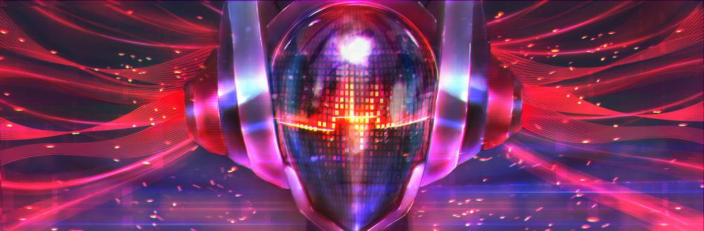 Обои Диджей Сона / Dj Sona - Maven of the Strings из игры Лига Легенд / League of Legends by MagicnaAnavi