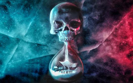 Обои Until Dawn - Видеоигра в жанре Интерактивное кино / Survival horror