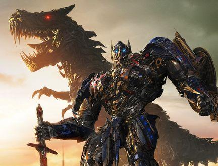 Обои Transformers age of extinction