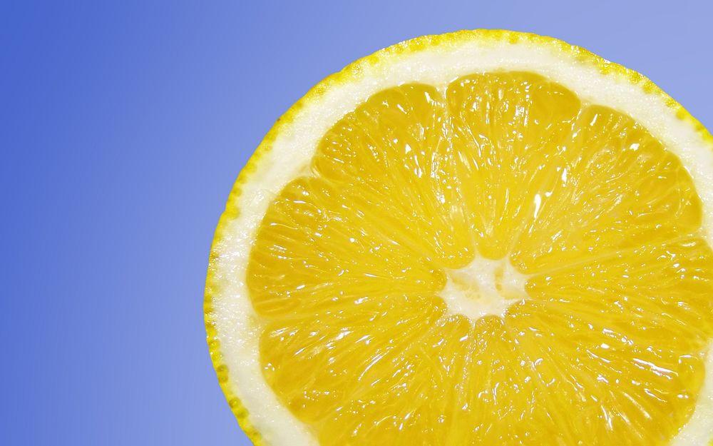 Картинки с лимоном на рабочий стол, грустью