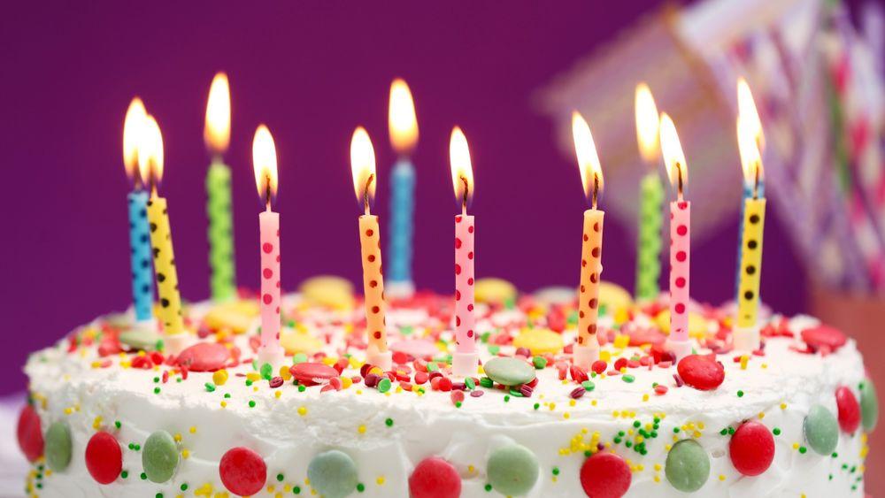 Картинки тортиков с днем рождения