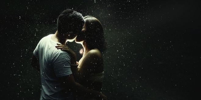 kissing рук фото