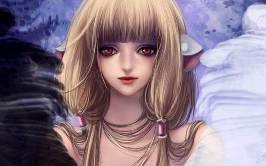 ���� �� / Chii �� ����� ������ / Chobits, by RikaMello