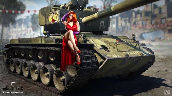 Живые обои для рабочего стола world of tanks 8