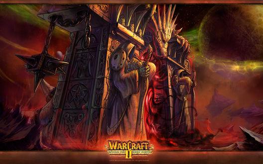 Обои Темный Портал / арт к игре WarCraft II