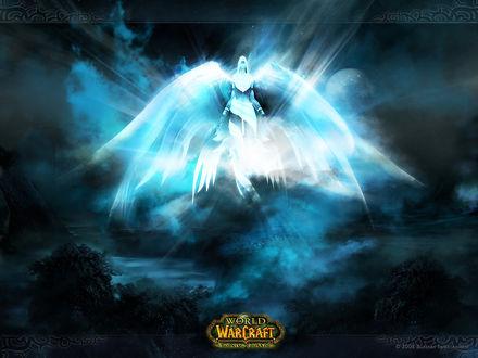 Обои Целитель душ / арт на игру World of Wacraft