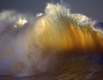 Обои Восхитительный водный мир - красота морских волн, by Билл Далтон (Bill Dalton)