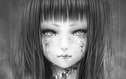 ���� ���� ������� � ����������� ��� ���������� ����� ��� ������, art by Bouno Satoshi