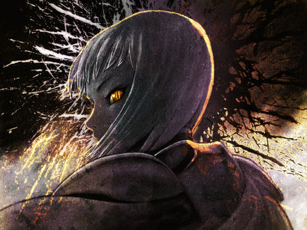 Обои В Клейр / Клер / Клэр / Clare из аниме Клеймор / Claymore пробуждается йома, автор Almighty Baka