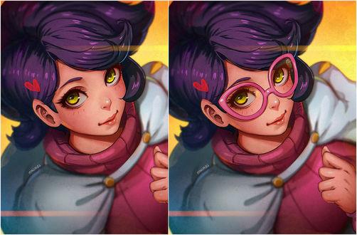 Обои Wicke из аниме Pokemon / Покемон, art by Magion02