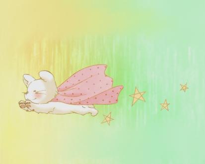 Обои Мару-тян из аниме Kimi ni Todoke / Дотянуться до тебя