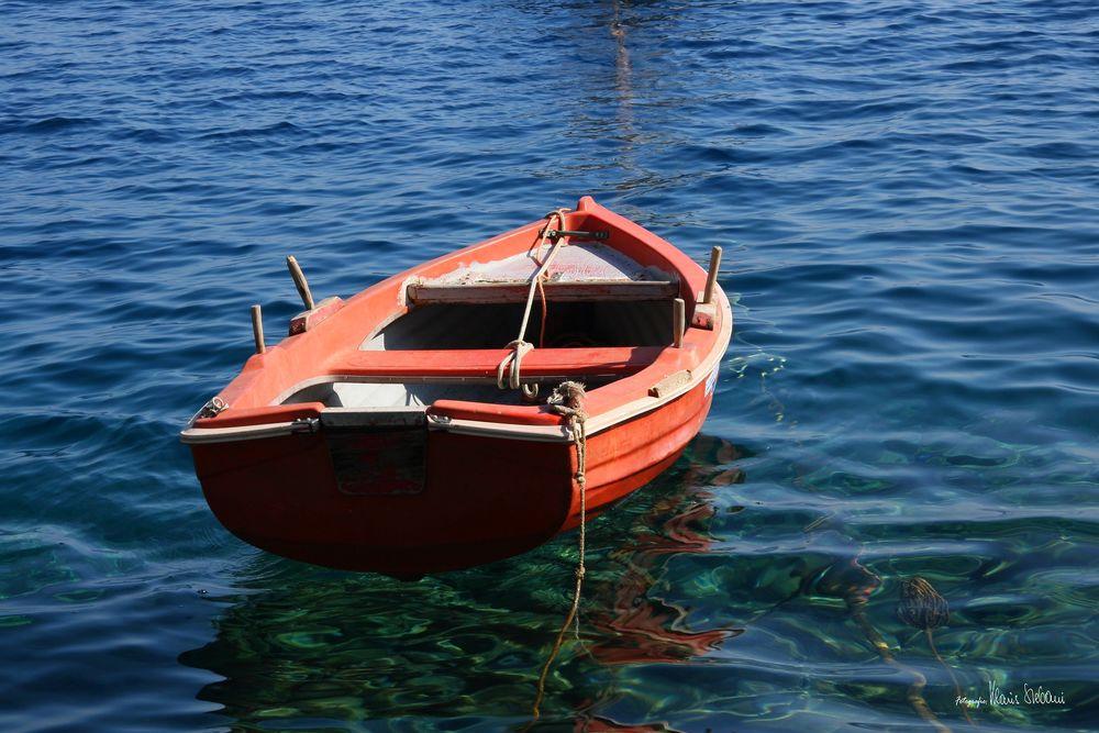 рабочие лодки на судах
