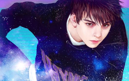 Обои Vernon / Вернон / Чхве Хан Соль / Сhoi Han Sol-участник южнойкорейской группы Seventeen, by rukiana