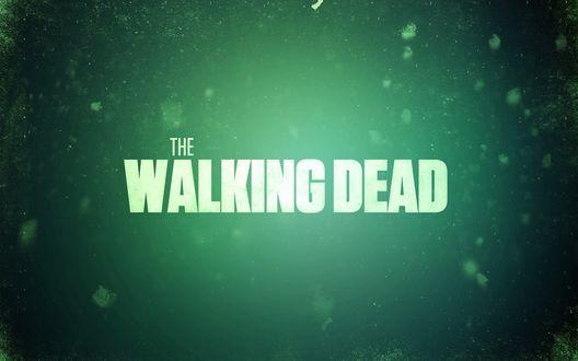 Обои Постер сериала Ходячие Мертвецы / The Walking Dead