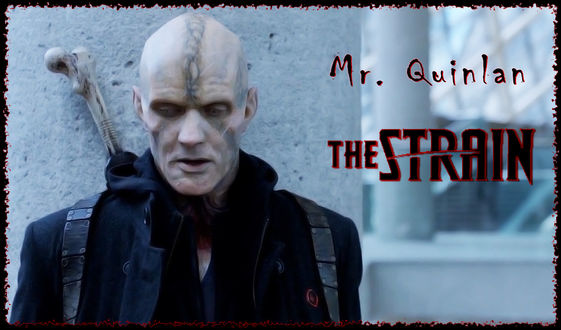 Обои Mr. Quinlan The Strain / Мистер Квинлан Штамм / Руперт Пенри-Джонс / Rupert Penry-Jones