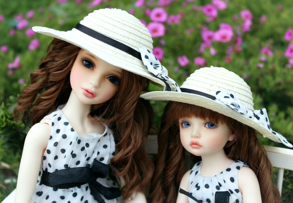 Кукольные картинки девушек, смешные смешными песнями