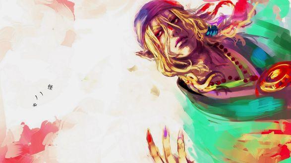 Обои Шаман из аниме Мононоке / Mononoke