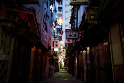 Обои Улица Токио, Япония, by burningmonk