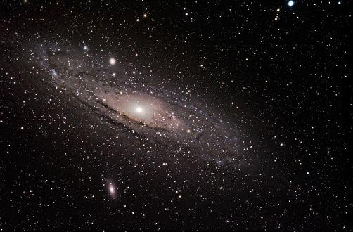 Обои Галактика Андромеды / M 31