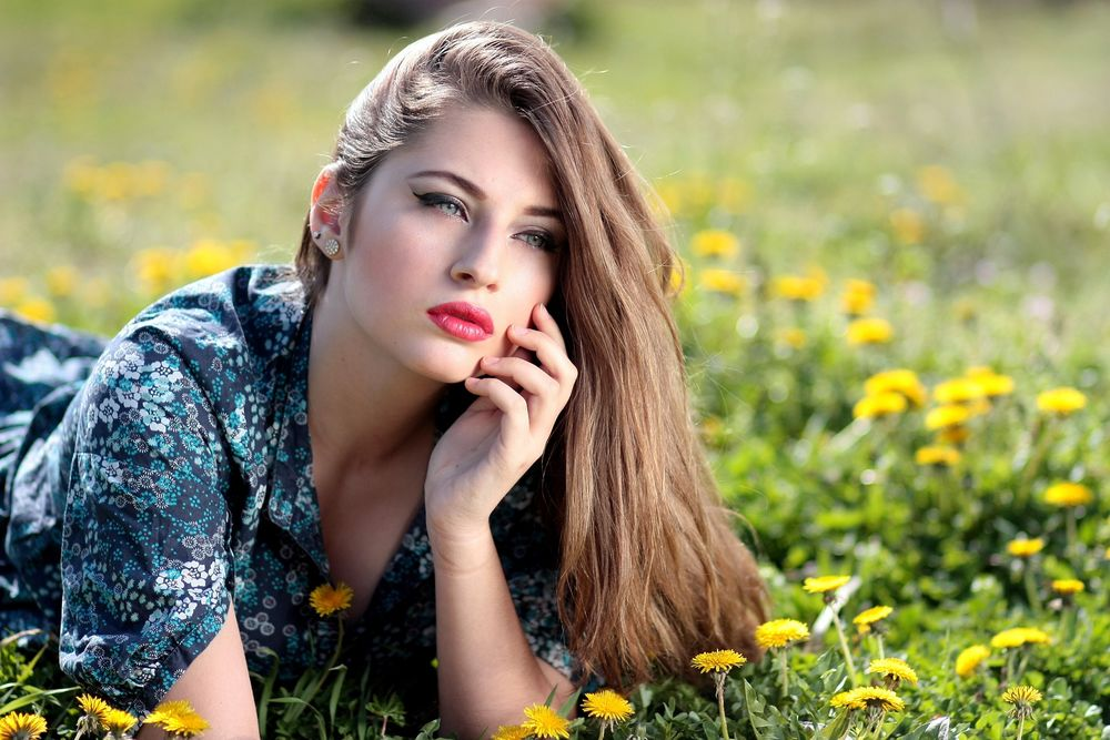 girl № 62474