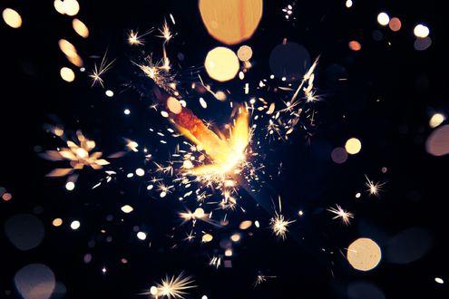 Обои Работа Happy New Year! / Счастливого Нового года, фот ограф Wojciech Grzanka