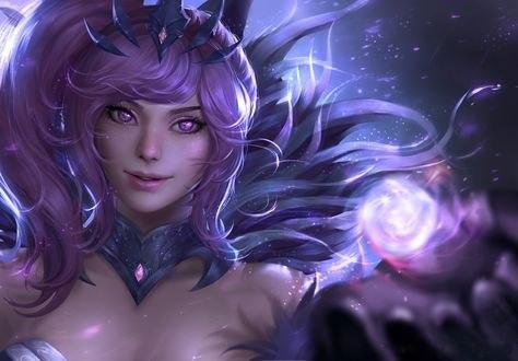 Обои Lux - Dark Element / Люкс - Темный Элемент, by ChubyMi