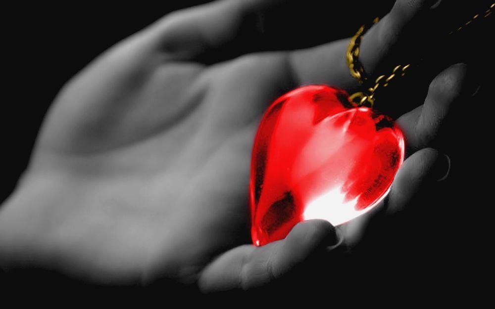 Анимацией добрый, открытка мое сердце
