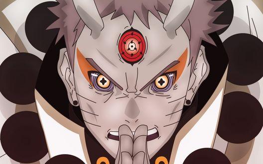 Обои Арт к аниме Naruto / Наруто