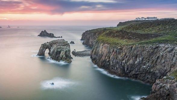 Обои England Cornwall, Francesco Gola Photography