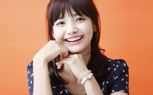 Обои Южнокорейская актриса и модель Ha Yeon Soo / Ха Ён Су